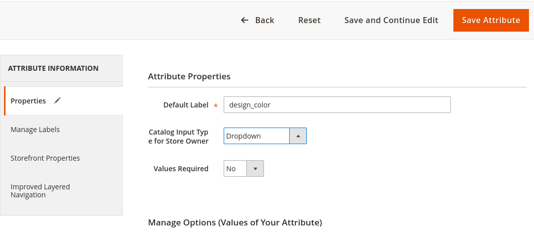 Magento 2 - get option label from drop down - Magento2 Blog